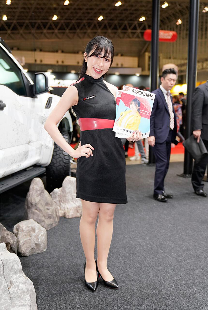 【東京オートサロン2020】綺麗所を集めました! キャンギャル&コンパニオン フォトギャラリー(その17)