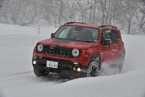 「M+S」表示の4WDタイヤで雪道走行は大丈夫? 冬でも安心できるタイプの正しい選び方とは