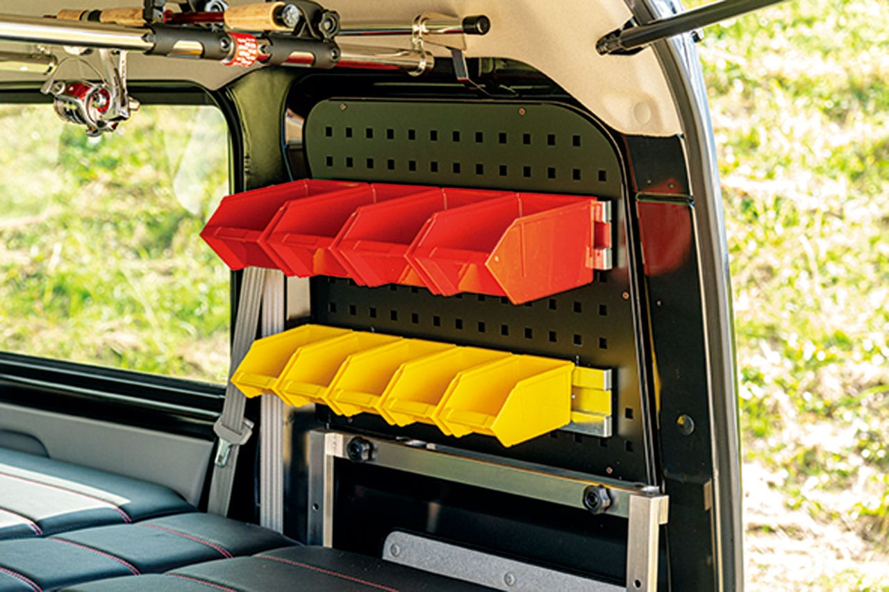 軽1BOXの新車コンプリートは、仕事に遊びに使い方は自由自在。 エブリイ カスタム