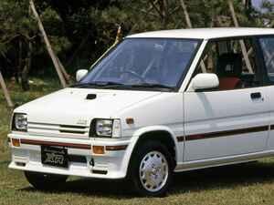 【昭和の名車 157】三菱 ミニカエコノはターボを装着して人気も性能も高めた