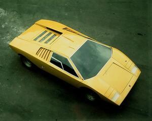 理想を具現化したプロトタイプ「カウンタック LP500」(1971)【ランボルギーニ ヒストリー】