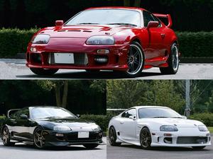 「JZA80スープラの高いチューニング適応度を示す3台にズームイン」やっぱり2JZ-GTEは魅力的すぎる!