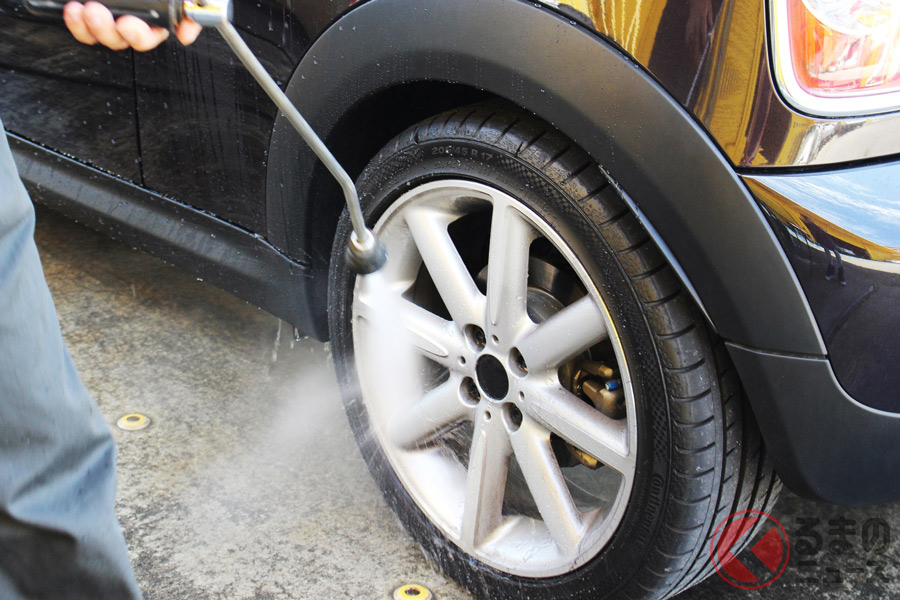 CMで見るけど実態は? 洗車にも使える高圧洗浄機のメリット・デメリットとは
