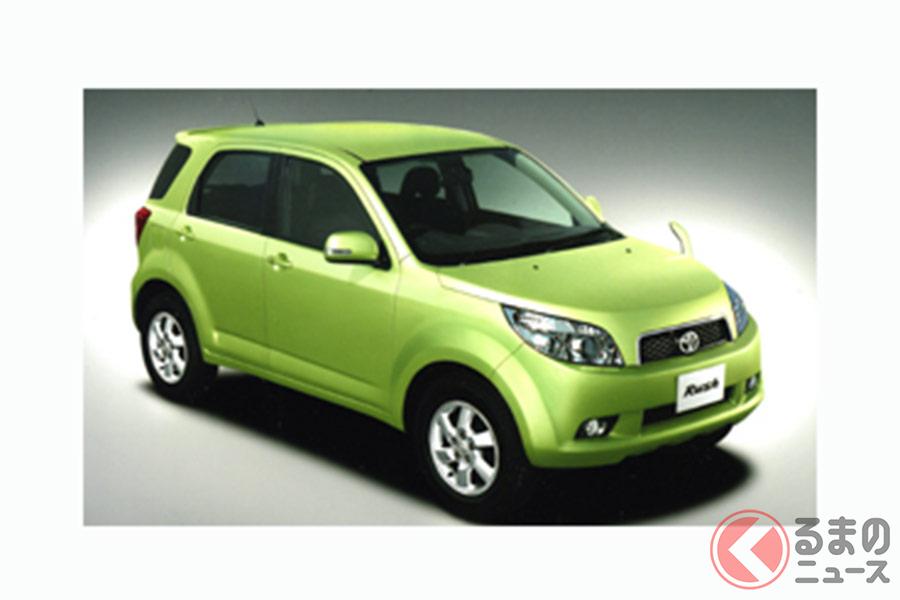 爆売れライズ、RAV4に続いて… トヨタ「ラッシュ」 日本未発売のイケてるヤツ!