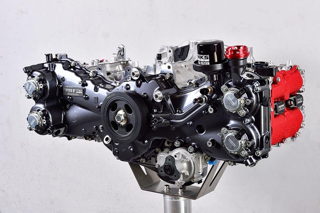「HKSから86&BRZ用コンプリートエンジン登場!」FA20の弱点を克服した2.2L仕様