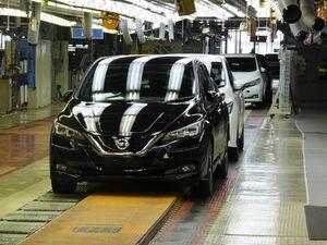 日産 追浜、栃木、九州の3工場で生産停止 ノートやセレナなど 市場低迷受けて生産調整