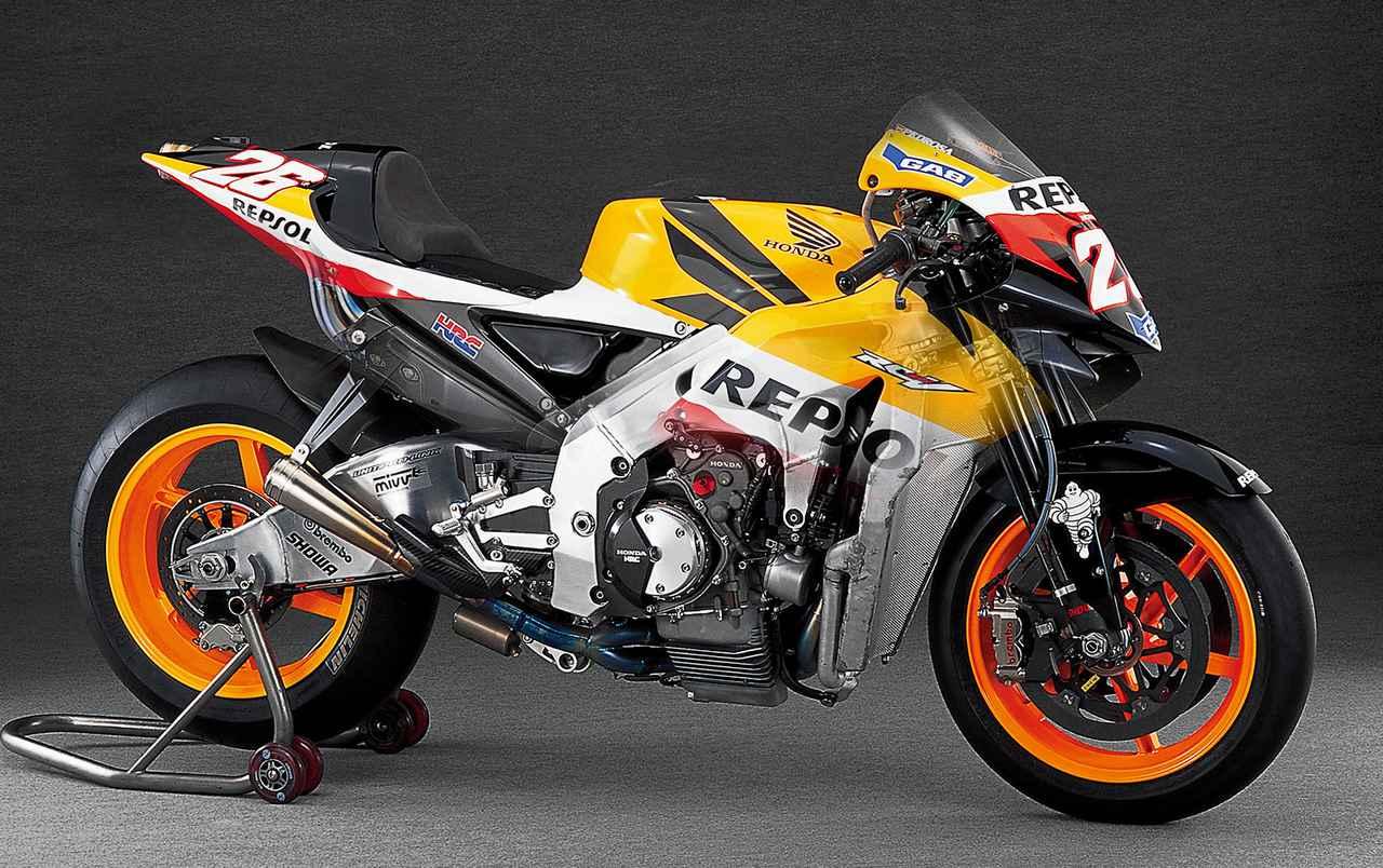 【MotoGP創成期】HONDA RC211V(2006)徹底解剖<No.04> ニッキー・ヘイデンのRC211Vとダニ・ペドロサのRC211Vの違い