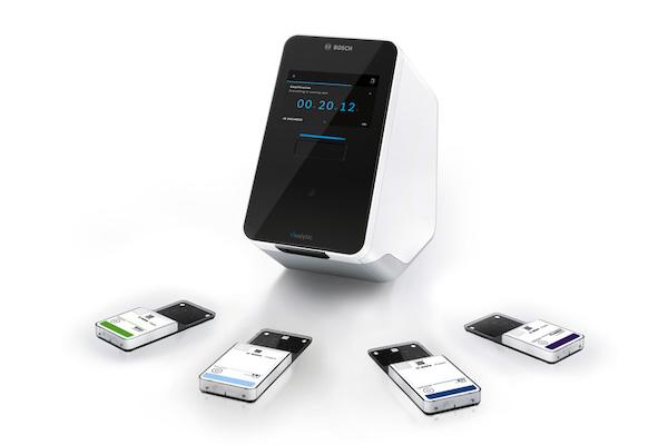 ボッシュ 新型コロナウイルスCOVID-19の高速検査キットを開発し発売