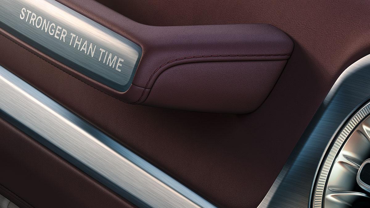 質感を高めたメルセデスAMG G63の特別仕様車「STRONGER THAN TIME Edition」発売