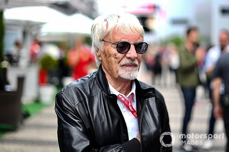 """F1の前""""支配者""""バーニー・エクレストン、2020年のF1は開催すべきではないと持論を語る「新型コロナに対する安全のために」"""