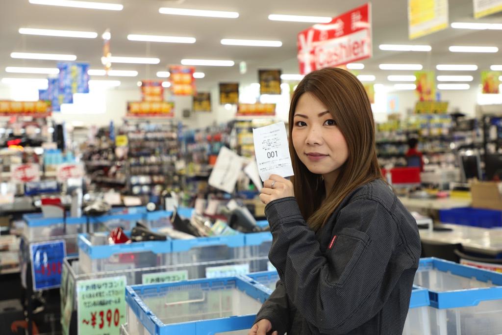 「メカドルR珍道中」不要な純正部品をアップガレージで売却! はたして総額は!?