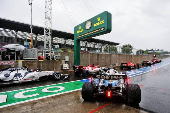 【気になる一言】予選強行に見えた主催者事情「日曜日に予選を行うと、FIA-F2かポルシェカップがキャンセルされる」