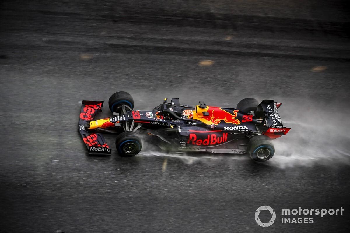 ホンダ勢、豪雨の予選で好結果。「いいグリッド。決勝でポジションアップを目指す」とホンダF1の田辺TD