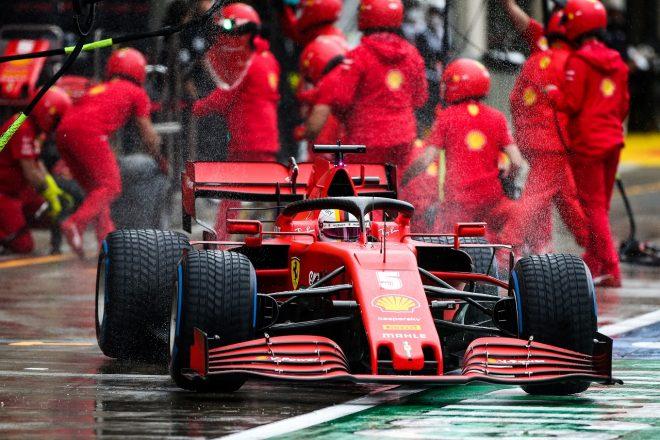 ベッテル10番手「すべてのリスクを冒して攻めたが、タイム更新ならず」フェラーリ【F1第2戦予選】