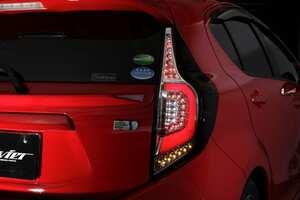 〈トヨタ・アクア〉抜群の明るさと洗練度を増したバージョン2! 新機能オープニングライトも採用!