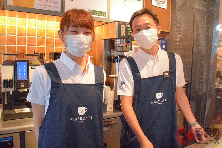 世界に1台しかないマセラティ「グラントゥーリズモ・ゼダ」が、軽井沢に出現!