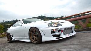 「最高速もサーキットも余裕でこなす!」全盛期のオーラを纏ったJZA80スープラ