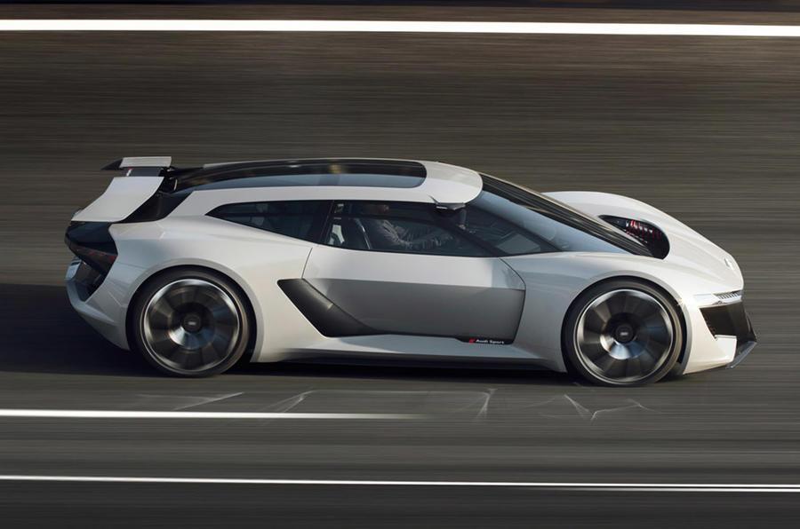 【高級EVサルーン】アウディA9 eトロン 新しい電動フラッグシップモデル 2024年発売 欧州