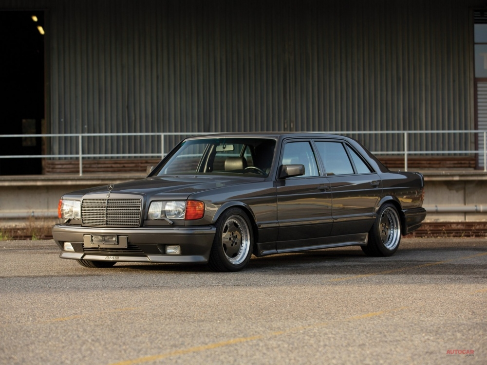 【アルピナB12からスパイカーまで】1980~2000年代の極上車を集めたオークションが人気