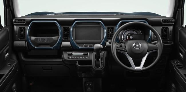 マツダ、軽SUV「フレアクロスオーバー」をフルモデルチェンジ。見た目以上に中身が進化!