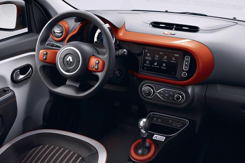 ルノー スポーティな限定車「トゥインゴ ルコックスポルティフ」発売