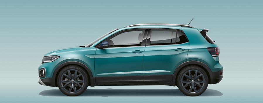 フォルクスワーゲンのコンパクトSUV「VW T-Cross(ティークロス)に特別仕様2モデルを設定
