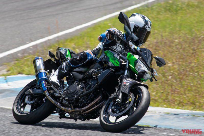 世界GP王者・原田哲也のバイクトーク-10 「コーナリングは頑張るほどに遅くなる」