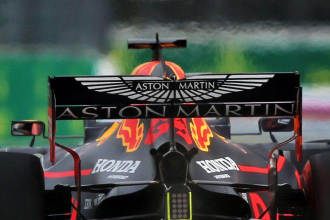 レッドブルF1とアストンマーティンのタイトルスポンサー契約、2020年末で終了