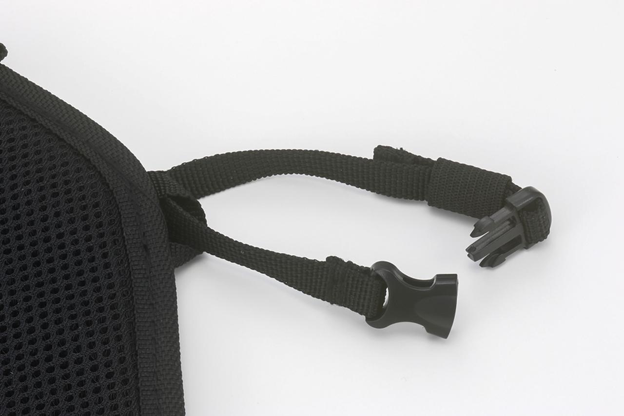 デイパックの背部にカンタン装着できる軽量コンパクトな脊髄パッド! マーキュリープロダクツ「BACK PACK脊髄PAD MPP-01」#Heritage&Legends
