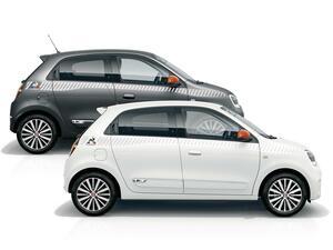 ルノー トゥインゴのスポーティな限定車「ルコックスポルティフ」が発売に