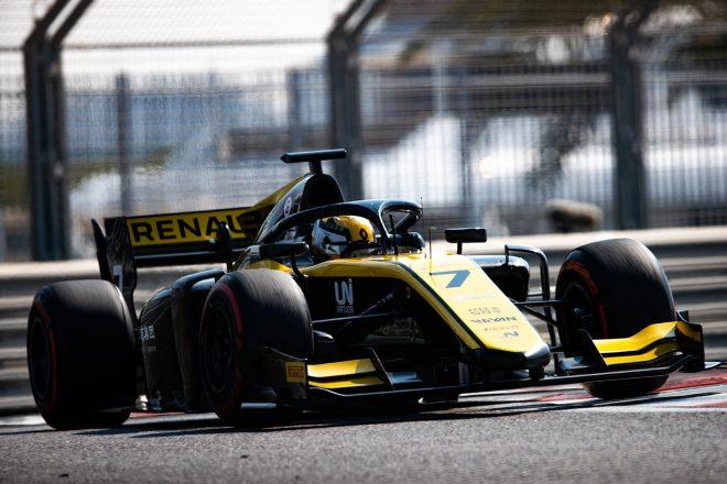 FIA-F2:ルノー育成の周冠宇が継続、ルンガーはフル参戦。メーカー育成ドライバーの争いに注目
