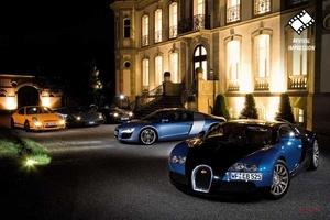 前編 高速グループテスト ヴェイロン vs 911GT3 RS vs ガヤルド・スーパーレジェーラ vs DB9 vs R8 回顧録