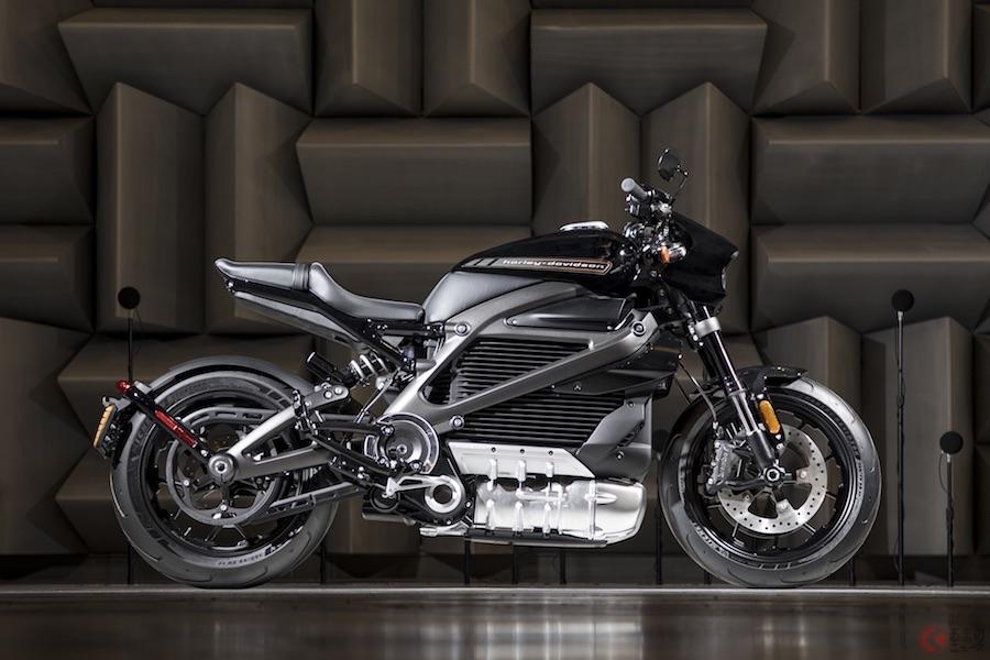 アメリカンバイクの至宝『ハーレーダビッドソン』が電動スポーツバイクを発売!