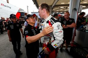 「ラトバラに会わなければトヨタはWRCにいなかったかも」豊田総代表、チーム離脱3人に感謝