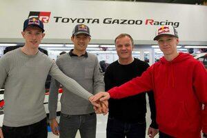 WRC:トヨタ、三冠目指す2020年に向け体制一新。エースとしてセバスチャン・オジエ起用