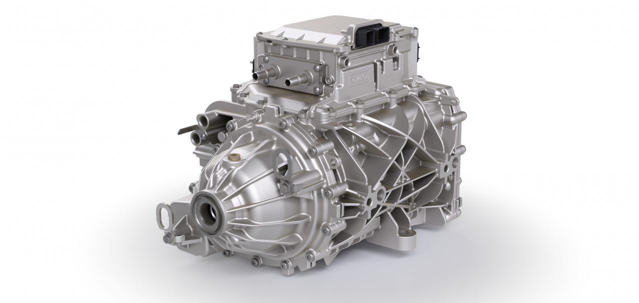 ボルグワーナー:フォード・マスタング・マッハEがドライブモジュールを採用