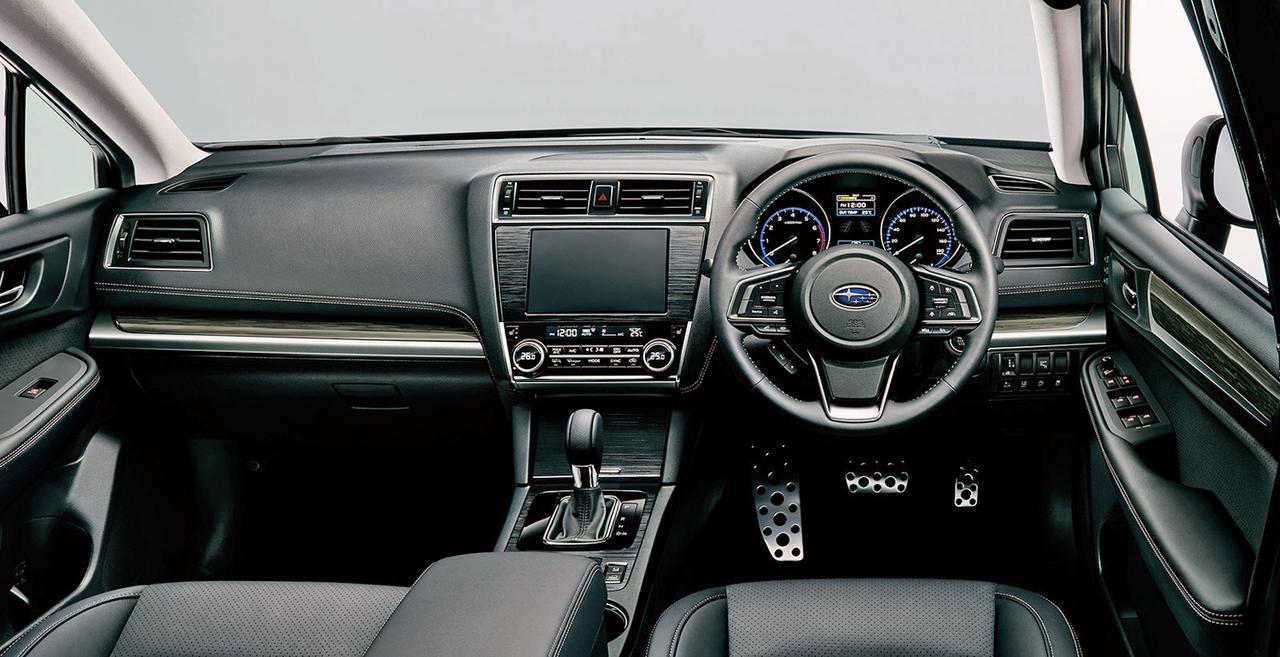 スバル レガシィ アウトバックが年次改良で燃費表記をWLTCモードに変更