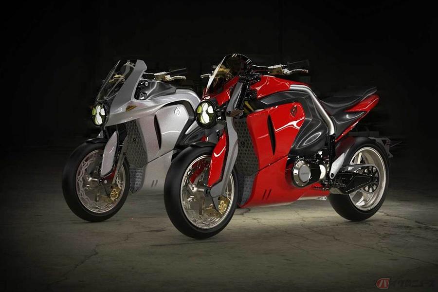 SORIANO MOTORI「GIAGUARO V1」シリーズ イタリア発のギア付き電動バイクがその姿を公開