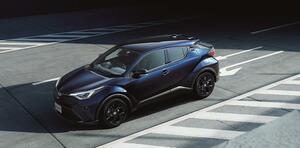トヨタC-HRが一部改良で安全性を向上! ブラック基調の特別仕様車も設定
