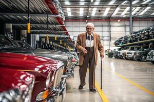 【ジャガーを育てた伝説の男】故ノーマン・デュイス 100歳の誕生日