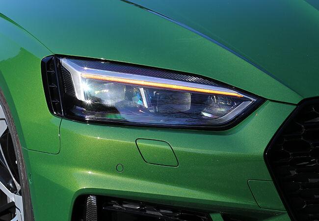 「注目モデル試乗」まるでベントレーのような上質感! 450psのスーパーGT、アウディRS5スポーツバックのスペシャル世界