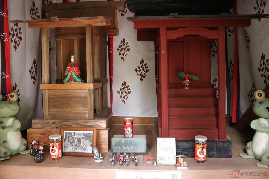 バイク神社には何がある? 栃木県の『大前神社』は漫画『ばくおん!!』にも登場する巡礼スポット