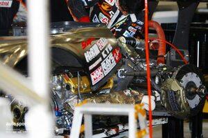 【秘蔵私的写真で振り返るGT進化の旅/第3回】2003年JGTC、エンジン縦置きなど市販車から大改造されたホンダNSX