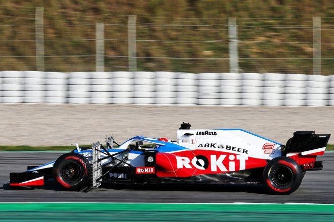 ウイリアムズがF1チーム売却を検討と発表。タイトルスポンサー『ROKiT』は契約終了