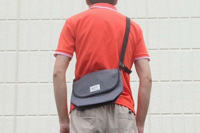 100円ショップのアイテムで作る超便利なライディングバッグ!