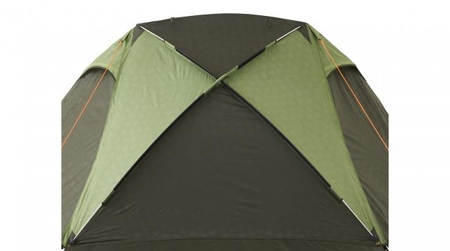 愛車とのジョイントも簡単!ワイドで使い勝手のいいLOGOSのドーム型テント「neos AL PANEL V-DOME WXL-AI」