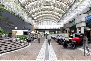 シトロエン 創立100周年記念イベントを赤坂アークヒルズで開催