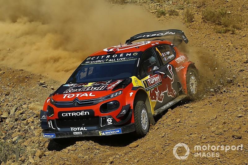WRCトルコ:オジェが今季3勝目で王座に望み。トヨタのタナクは最終パワーステージ最速で貴重なボーナス5ポイントを獲得