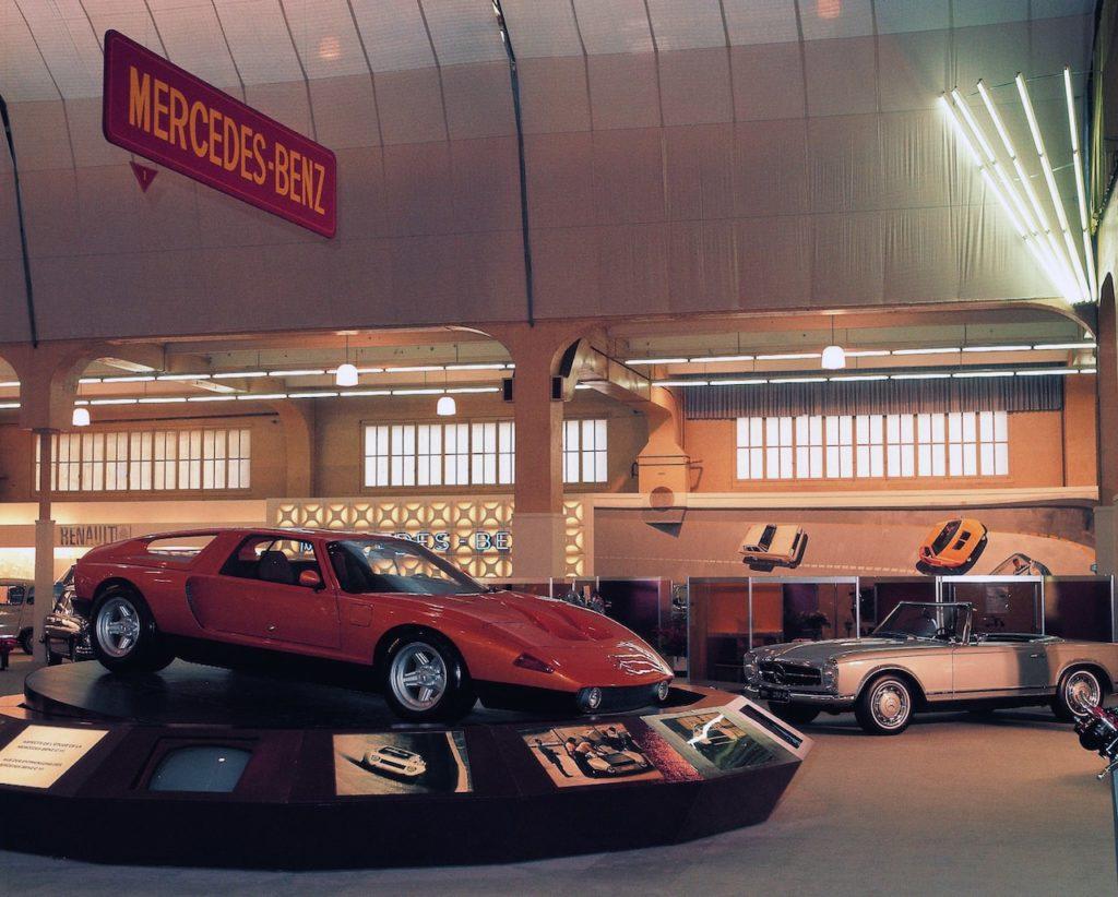 ロータリー搭載「メルセデス・ベンツ C 111」の真実。デビューから50周年を迎えて