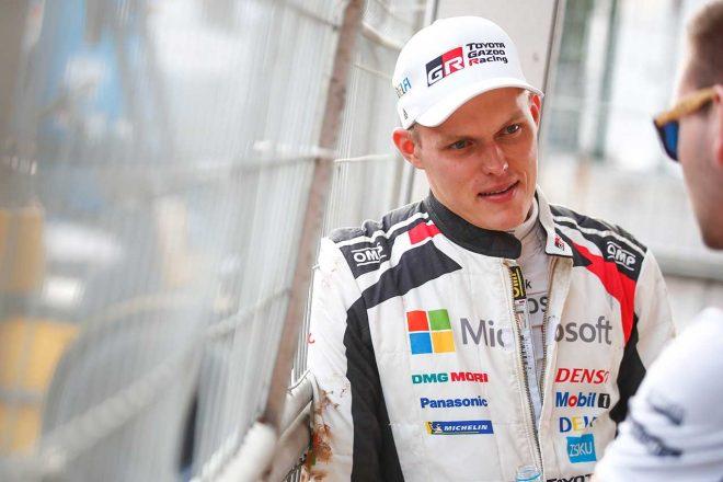 WRCトルコ:競技3日目、トヨタのタナクがデイリタイア。優勝はシトロエン同士の争いに